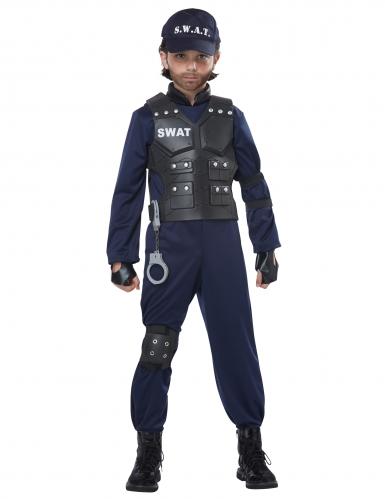 Disfraz SWAT niño-2