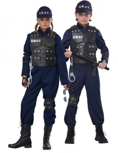 Disfraz SWAT niño-3