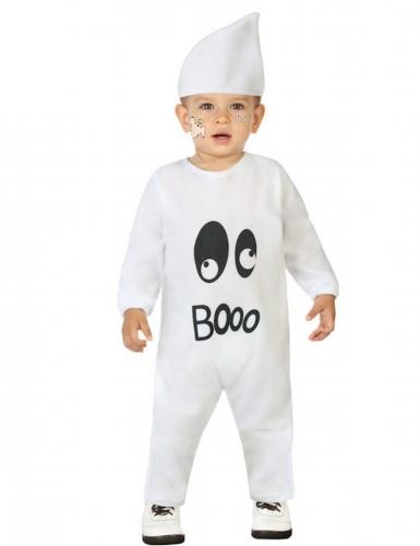 Disfraz mono fantasma bebé