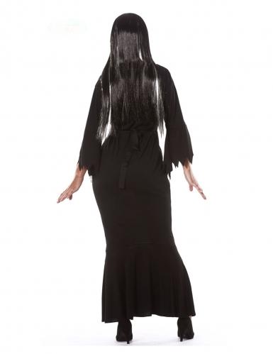 Disfraz dama oscura mujer talla grande-1