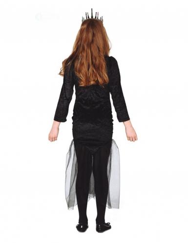 Disfraz esqueleto sirena niña-1