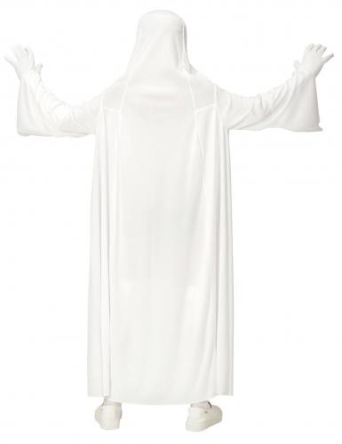 Disfraz fantasma blanco niño -2