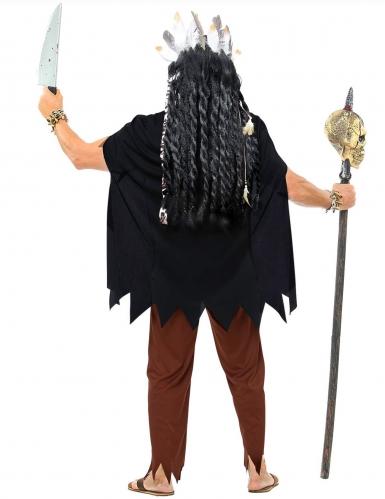 Disfraz sacerdote vudú hombre-2