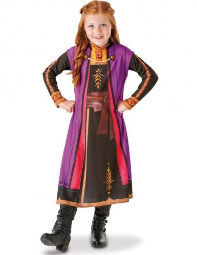 Disfraz Anna Frozen 2™ niña