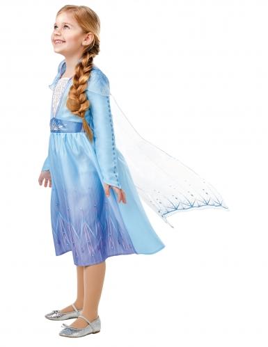 Disfraz clásico Elsa Frozen 2™ niña-1
