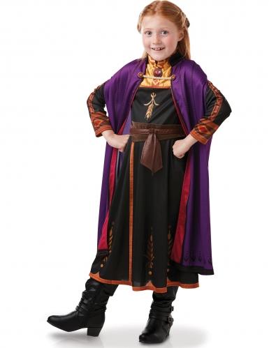 Disfraz clásico Anna Frozen 2™ niña