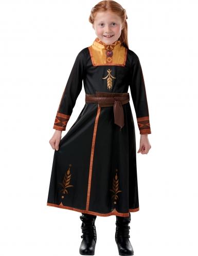 Disfraz clásico Anna Frozen 2™ niña-2