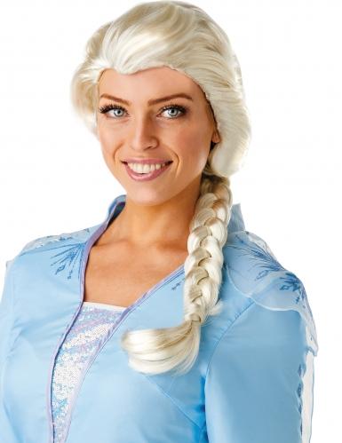 Peluca Elsa Frozen 2™ mujer