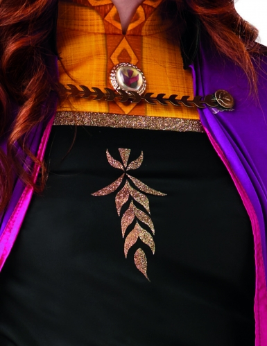 Disfraz Anna Frozen™ 2 mujer-2