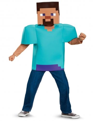 Disfraz Steve clásico Minecraft™ niño