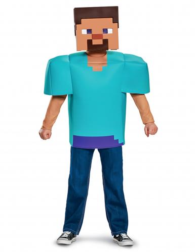 Disfraz Steve clásico Minecraft™ niño-1