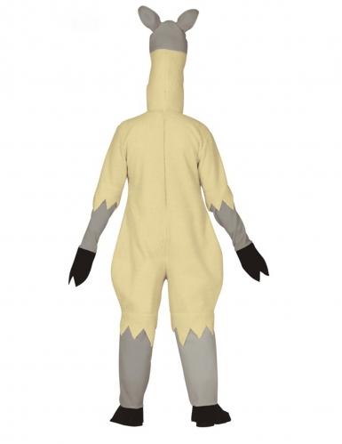 Disfraz mono llama adulto-1