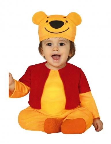 Disfraz de osito amarillo bebé