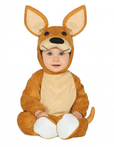 Disfraz de canguro bebé