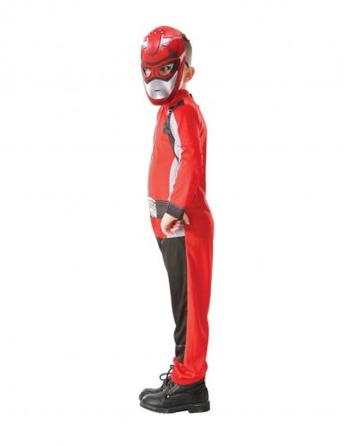 Disfraz clásico Power Rangers™ rojo niño-1