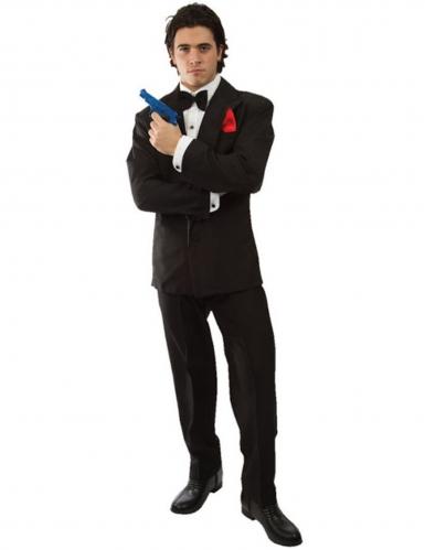 Disfraz de espía inglés hombre