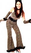 Disfraz de leopardo para mujer