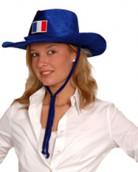 Sombrero de vaquero para aficionado francés