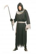 Disfraz de segador de las tinieblas ideal para Halloween