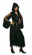 Disfraz de mujer de las tinieblas ideal para Halloween