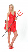 Disfraz de diablesa sexy para mujer ideal para Halloween