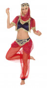 Disfraz de princesa oriental para mujer
