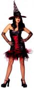 Disfraz de bruja sexypara mujer Halloween