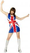 Disfraz de joven estrella sexy inglesa