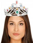 Diadema de reina para mujer