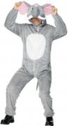 Disfraz de elefante para hombre