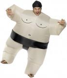 Disfraz de sumo inflable para adulto
