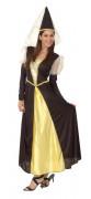 Disfraz de princesa medieval para mujer original