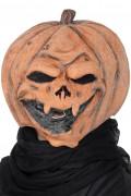 Máscara de calabaza adulto Halloween