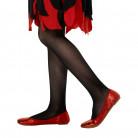 Pantys negros para niña ideales para Halloween