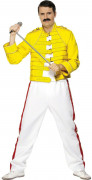 Disfraz de Freddie Mercury Queen™ para hombre