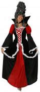 Disfraz de reina medieval para mujer