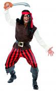 Disfraz de pirata para hombre bucanero