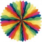 Bola decorativa multicolor