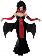Disfraz de vampiresa para mujer, ideal para Halloween
