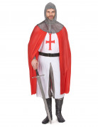 Disfraz de cruzado para hombre