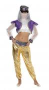 Disfraz de bailarina oriental para mujer