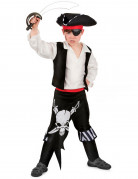 Disfraz de rey de los piratas para niño