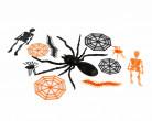 Kit de artículos decorativos ideales para Halloween