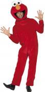 Disfraz de Elmo Barrio Sésamo™ para adulto