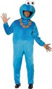 Disfraz de Monstruo de las galletas de Sesame Street™ para adulto