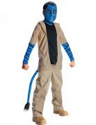 Disfraz de Jake Sully de Avatar para niño