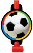 Matasuegras estilo fútbol