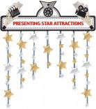 Estrellas decorativas para puerta