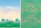 Rollo de papel decorativo estilo princesa de Disney™
