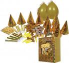 Caja de artículos de cotillón
